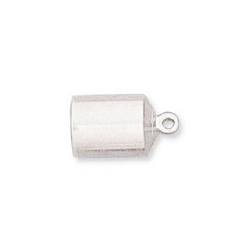 Connecteur bout de cordon 6mm sans nickel, sans plomb