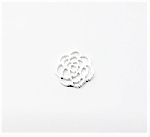 Fleur en métal 16mm
