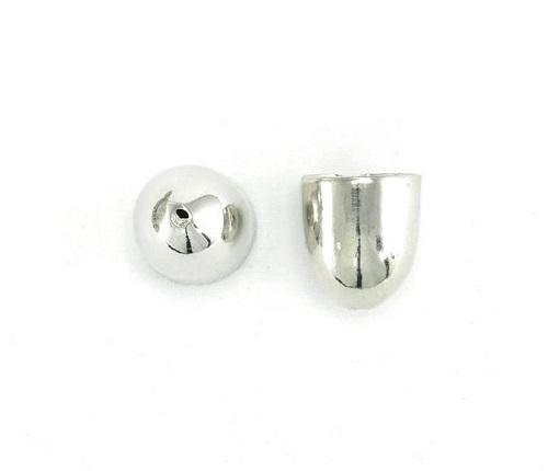 """Cône en métal pour """"tassel"""" 20 x 18mm"""
