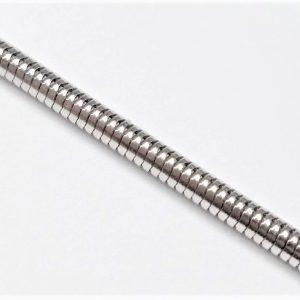 Chaîne en acier inoxydable 2.4mm