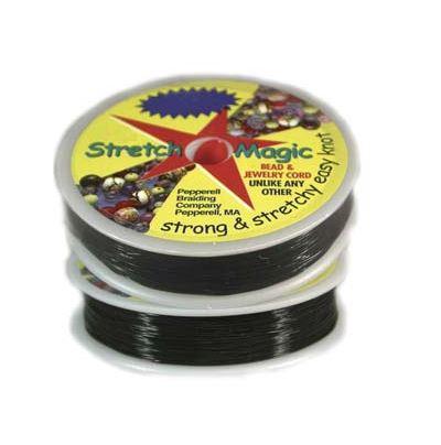 """Élastique """"Stretch Magic"""" 1mm/100 mètres"""