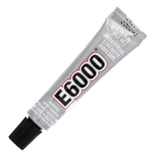 E6000 Adhesif de force industrielle
