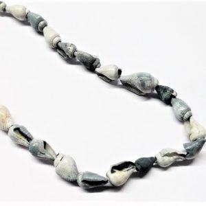 Brins de coquille de conque de perles 5.5 à 7mm, trou 2 à 4mm