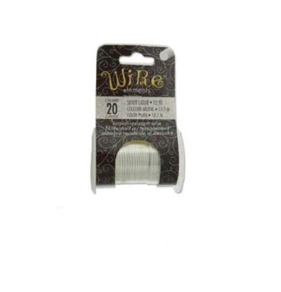 """Fil """"Craft Wire"""" Gauge 20"""