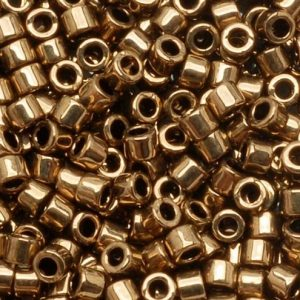 DB-0022 Delica 11/0 Miyuki Bronze Metallic