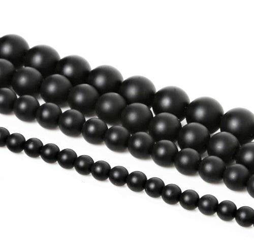 Onyx noir mat