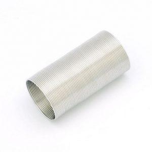 Fil mémoire en acier inoxydable pour bague 0.6 x 20mm