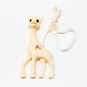 Silicone girafe 100 x 52mm