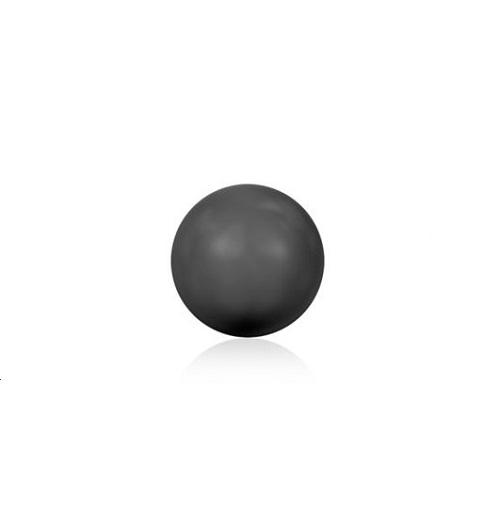 Swarovski 5810 perle de cristal 4mm Mystic Black