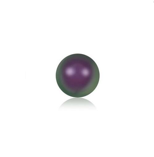 Swarovski 5810 perle de cristal 4mm Iridescent Purple
