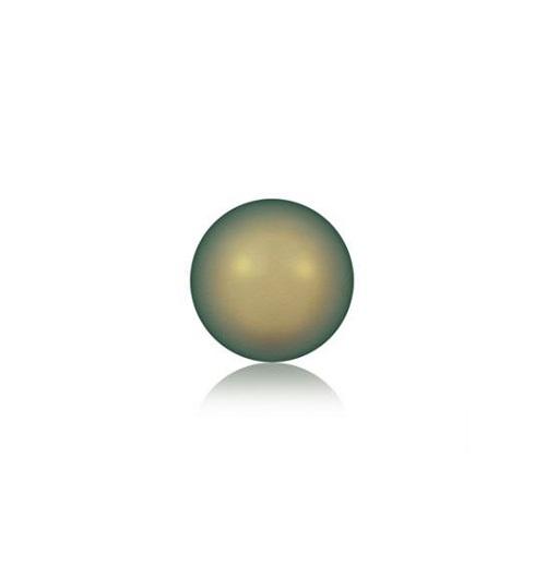 Swarovski 5810 perle de cristal 6mm Iridescent Green