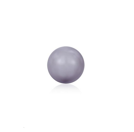 Swarovski 5810 perle de cristal 8mm Mauve
