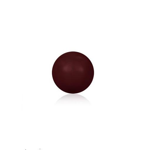 Swarovski 5810 perle de cristal 8mm Bordeaux