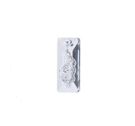 Swarovski 6925 pendentif rectangle 26mm crystal