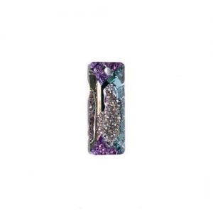 Swarovski 6925 pendentif rectangle 26mm crystal light vitrail