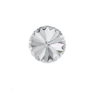 Swarovski 1122 rivoli 12mm crystal