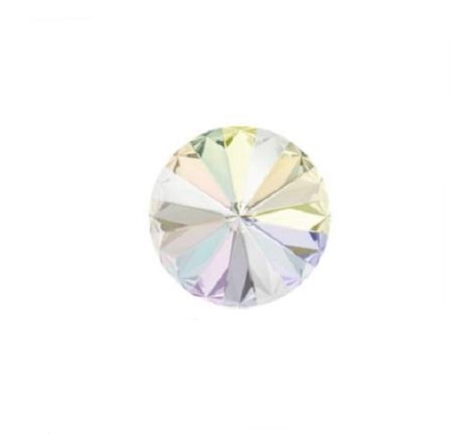 Swarovski 1122 rivoli 12mm crystal AB