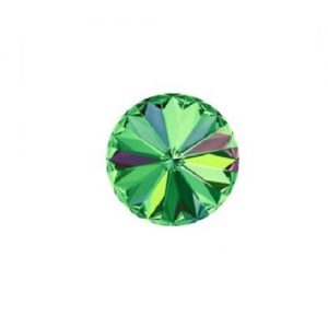 Swarovski 1122 rivoli 12mm medium vitrail crystal