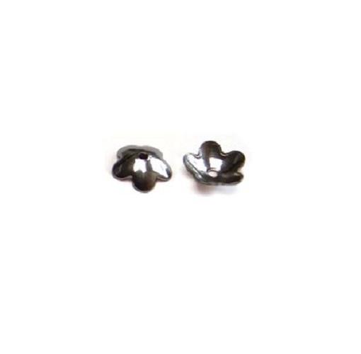 Acier inoxydable 304 capuchon de perle 6mm