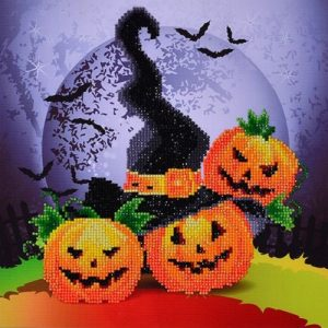 "Diamond Dotz - Halloween Magic 12.6"" x 12.6"""